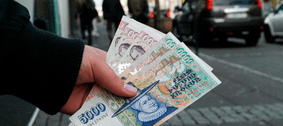 Idioma y moneda en Islandia