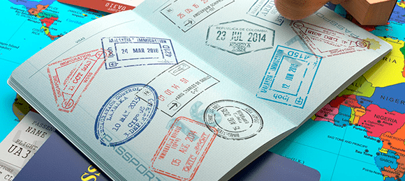 Pasaporte y visados para Islandia